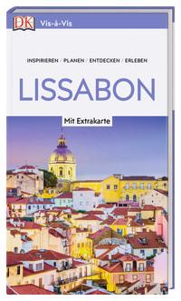 Coverbild Vis-à-Vis Reiseführer Lissabon, 9783734202636