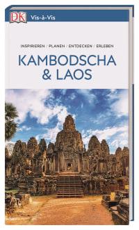 Coverbild Vis-à-Vis Reiseführer Kambodscha & Laos, 9783734202643