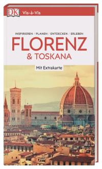 Coverbild Vis-à-Vis Reiseführer Florenz & Toskana, 9783734202650