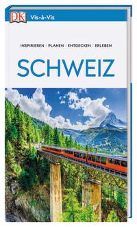 Coverbild Vis-à-Vis Reiseführer Schweiz, 9783734202667