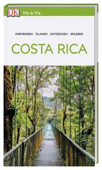 Coverbild Vis-à-Vis Reiseführer Costa Rica, 9783734202674