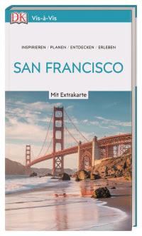 Coverbild Vis-à-Vis Reiseführer San Francisco, 9783734202681