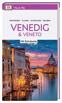 Coverbild Vis-à-Vis Reiseführer Venedig & Veneto, 9783734202704