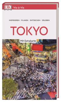 Coverbild Vis-à-Vis Reiseführer Tokyo, 9783734202711