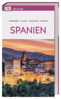 Coverbild Vis-à-Vis Reiseführer Spanien, 9783734202728