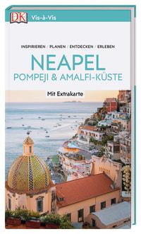 Coverbild Vis-à-Vis Reiseführer Neapel, Pompeji & Amalfi-Küste, 9783734202735