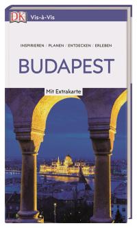 Coverbild Vis-à-Vis Reiseführer Budapest, 9783734202766
