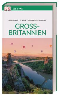 Coverbild Vis-à-Vis Reiseführer Großbritannien, 9783734202773