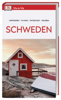 Coverbild Vis-à-Vis Reiseführer Schweden, 9783734202797