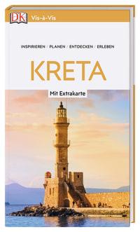 Coverbild Vis-à-Vis Reiseführer Kreta, 9783734202827