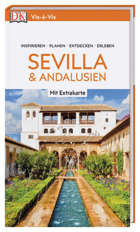 Coverbild Vis-à-Vis Reiseführer Sevilla & Andalusien, 9783734202780
