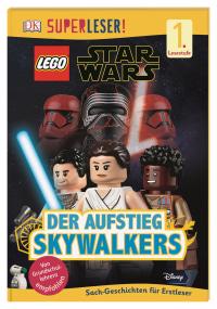 Coverbild SUPERLESER! LEGO® Star Wars™ Der Aufstieg Skywalkers von Ruth Amos, 9783831039739
