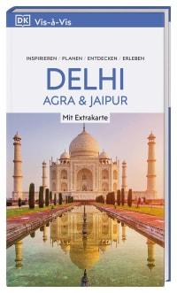Coverbild Vis-à-Vis Reiseführer Delhi, Agra & Jaipur, 9783734202858