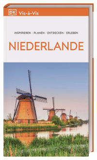 Coverbild Vis-à-Vis Reiseführer Niederlande, 9783734202889
