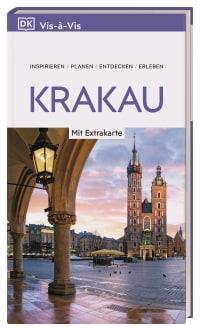 Coverbild Vis-à-Vis Reiseführer Krakau, 9783734202896