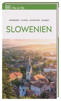 Coverbild Vis-à-Vis Reiseführer Slowenien, 9783734202902