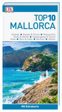 Coverbild Top 10 Reiseführer Mallorca, 9783734206146