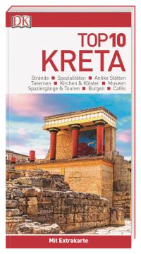 Coverbild Top 10 Reiseführer Kreta, 9783734206160