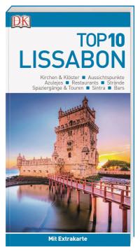 Coverbild Top 10 Reiseführer Lissabon, 9783734206177