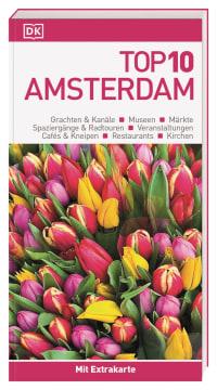 Coverbild Top 10 Reiseführer Amsterdam, 9783734206184