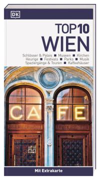 Coverbild Top 10 Reiseführer Wien, 9783734206191