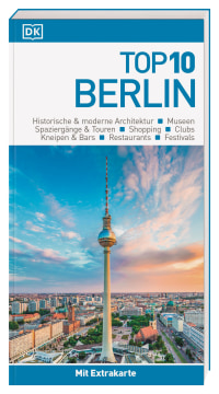 Coverbild Top 10 Reiseführer Berlin, 9783734206207