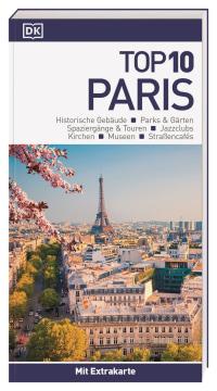 Coverbild Top 10 Reiseführer Paris, 9783734206214
