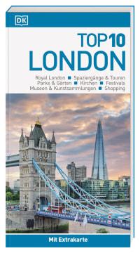 Coverbild Top 10 Reiseführer London, 9783734206221