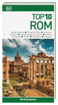 Coverbild Top 10 Reiseführer Rom, 9783734206245