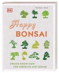 Coverbild Happy Bonsai von Michael Tran, 9783831040261