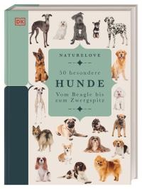 Coverbild Naturelove. 50 besondere Hunde von Annette Conn, 9783831040285