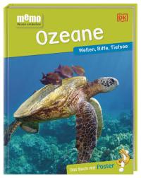 Coverbild memo Wissen entdecken. Ozeane von Miranda MacQuitty, 9783831040360