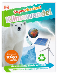 Coverbild Superchecker! Klimawandel, 9783831040469