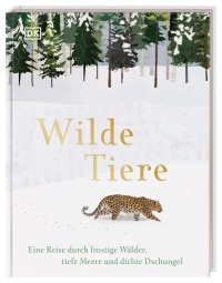 Coverbild Wilde Tiere von Derek Harvey, 9783831040513