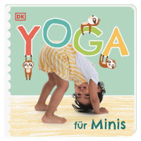 Coverbild Yoga für Minis, 9783831040537