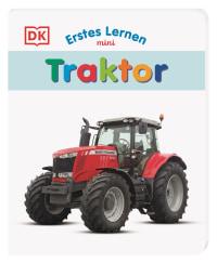 Coverbild Erstes Lernen mini. Traktor, 9783831040544