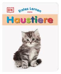 Coverbild Erstes Lernen mini. Haustiere, 9783831040551