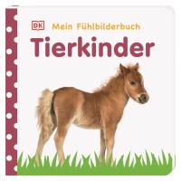 Coverbild Mein Fühlbilderbuch. Tierkinder von Franziska Jaekel, 9783831040643