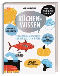 Coverbild Küchenwissen von Arthur Le Caisne, 9783831040735