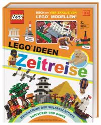 Coverbild LEGO® Ideen Zeitreise von Rona Skene, 9783831040773