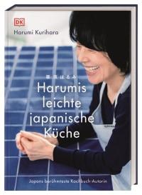 Coverbild Harumis leichte japanische Küche von Harumi Kurihara, 9783831040780