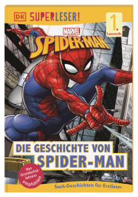Coverbild SUPERLESER! Marvel Spider-Man Die Geschichte von Spider-Man von Michael Teitelbaum, 9783831040902