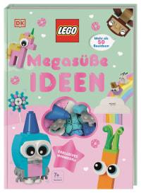 Coverbild LEGO® Megasüße Ideen von Rosie Peet, 9783831040933