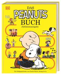 Coverbild Das Peanuts Buch von Simon Beecroft, 9783831040940