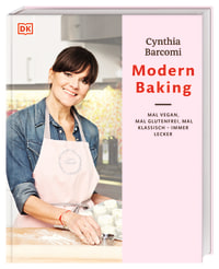 Coverbild Modern Baking von Cynthia Barcomi, 9783831038947