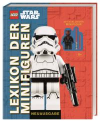 Coverbild LEGO® Star Wars™ Lexikon der Minifiguren von Elizabeth Dowsett, 9783831039807