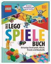Coverbild Das LEGO® Spiele Buch von Tori Kosara, 9783831040957
