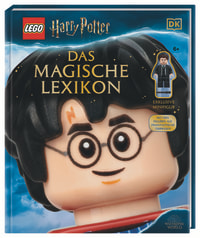Coverbild LEGO® Harry Potter™ Das magische Lexikon von Elizabeth Dowsett, 9783831040810