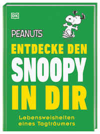 Coverbild Peanuts™ Entdecke den Snoopy in dir von Nat Gertler, 9783831041107