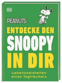 Coverbild Peanuts™ Entdecke den Snoopy in dir von Nat Gertler, 9783831041107
